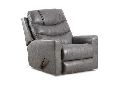 Image for 4025 Barnette 3-Way Rocker Recliner - Raleigh Slate