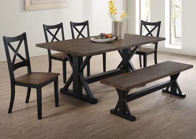 Image for 5015 Lexington 5-Piece Dining Set