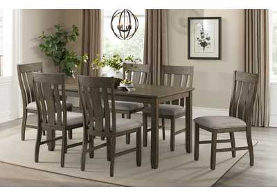Image for 5046 7-Piece Dining Set (Table & 6 Chairs)