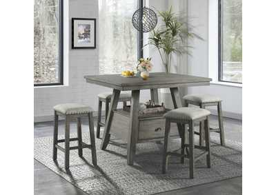 Image for 5049 2-Pack Backless Upholstered Stools