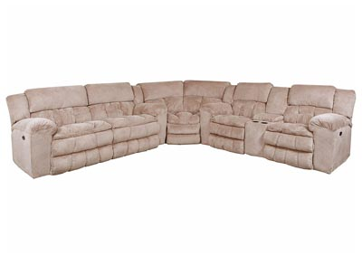 Image for 50580 Double Motion Loveseat with Console