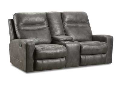 Image for 56422 Double Motion Loveseat with Console