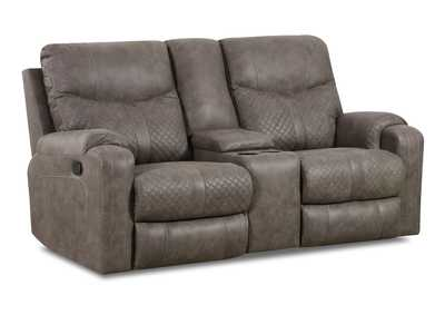 Image for 56424 Double Motion Loveseat with Console
