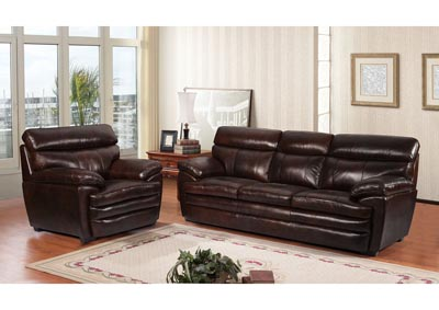 Image for Scottsdale 177245 Brown 3 Piece Sofa Set