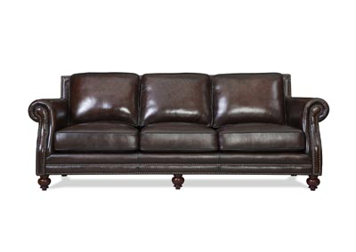 Image for Dallas 1502 Hickory Brown Sofa