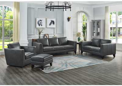 Image for Chicago 181 Peacock 3 Piece Sofa Set