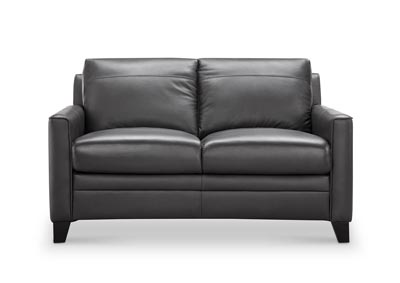 Image for Fletcher 1128A Charcoal Loveseat