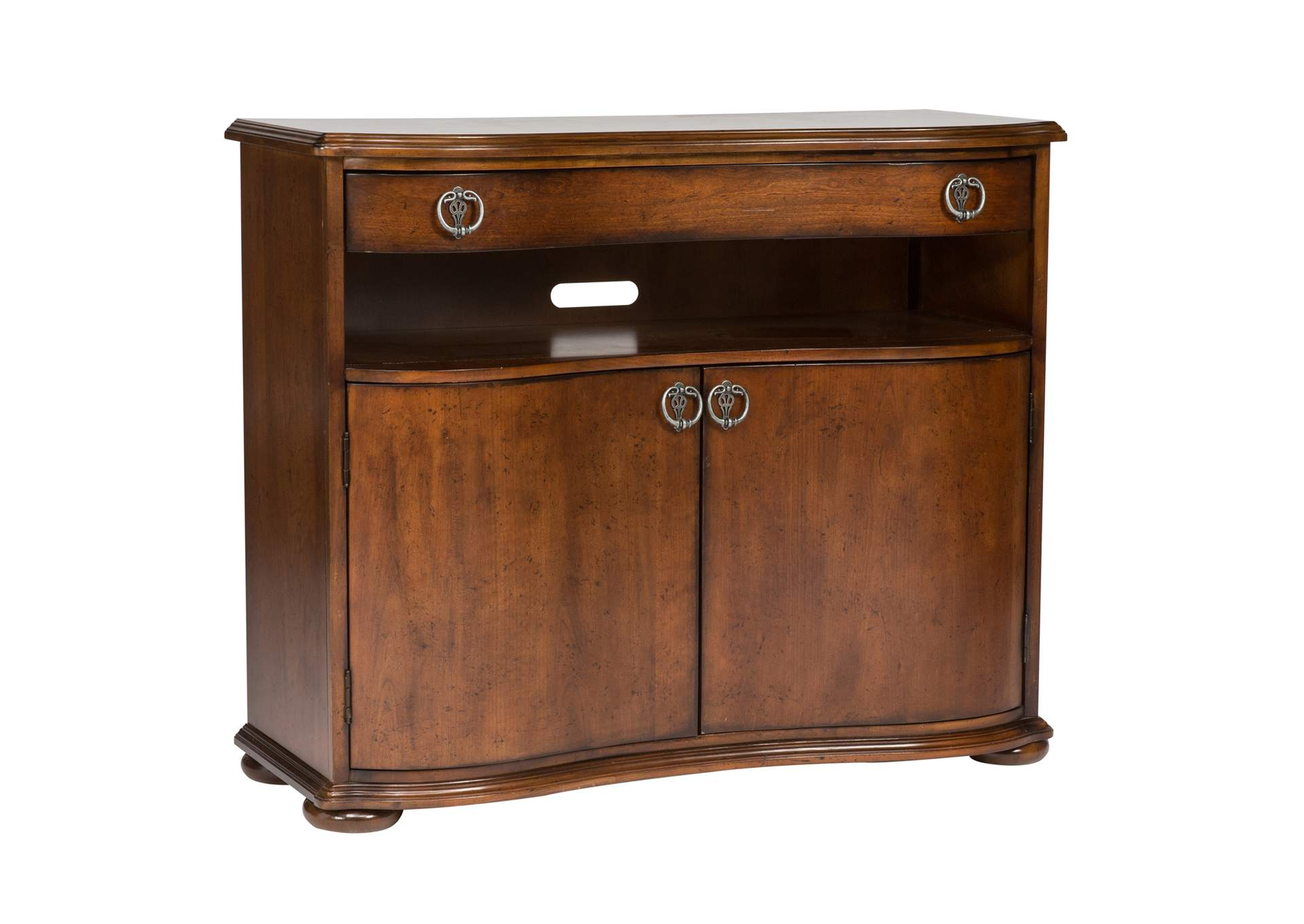Cotswold Cinnamon Media Chest,Liberty