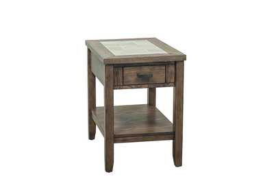 Image for Mesa Valley Tobacco Chair Side Table