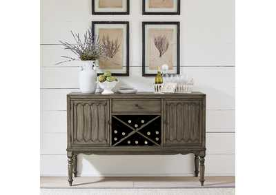 Image for Brandywine Weathered Grey Sideboard