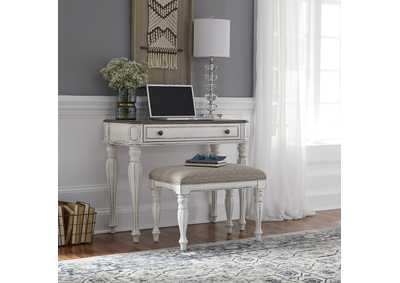 Image for Magnolia Manor Antique White Vanity