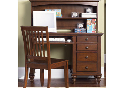 Image for Abbott Ridge Cinnamon Student Desk