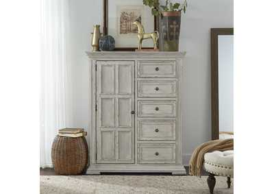 Image for Big Valley Whitestone  Door Chest