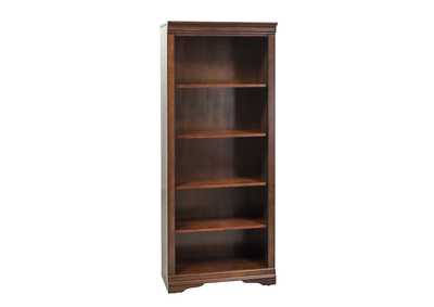 Image for Brookview Rustic Cherry Open Bookcase (RTA)