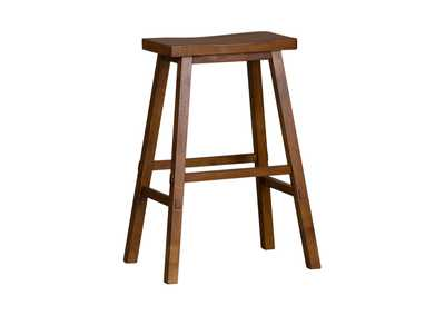 Image for Creations II Multi 30 Inch Sawhorse Stool - Tobacco (RTA)