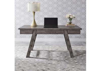Image for Modern Farmhouse Dusty Charcoal Writing Desk