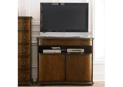 Image for Cotswold Cinnamon Media Chest