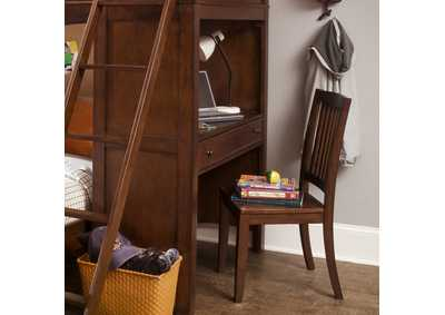 Image for Chelsea Square Loft Bed Desk