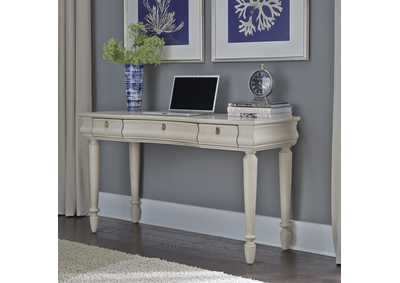 Image for Rustic Traditions II White Vanity Desk