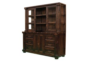 Image for Sierra Madre Medio Laquer Display Cabinet