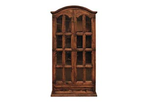 Image for Medio Finish Display Cabinet/Curio