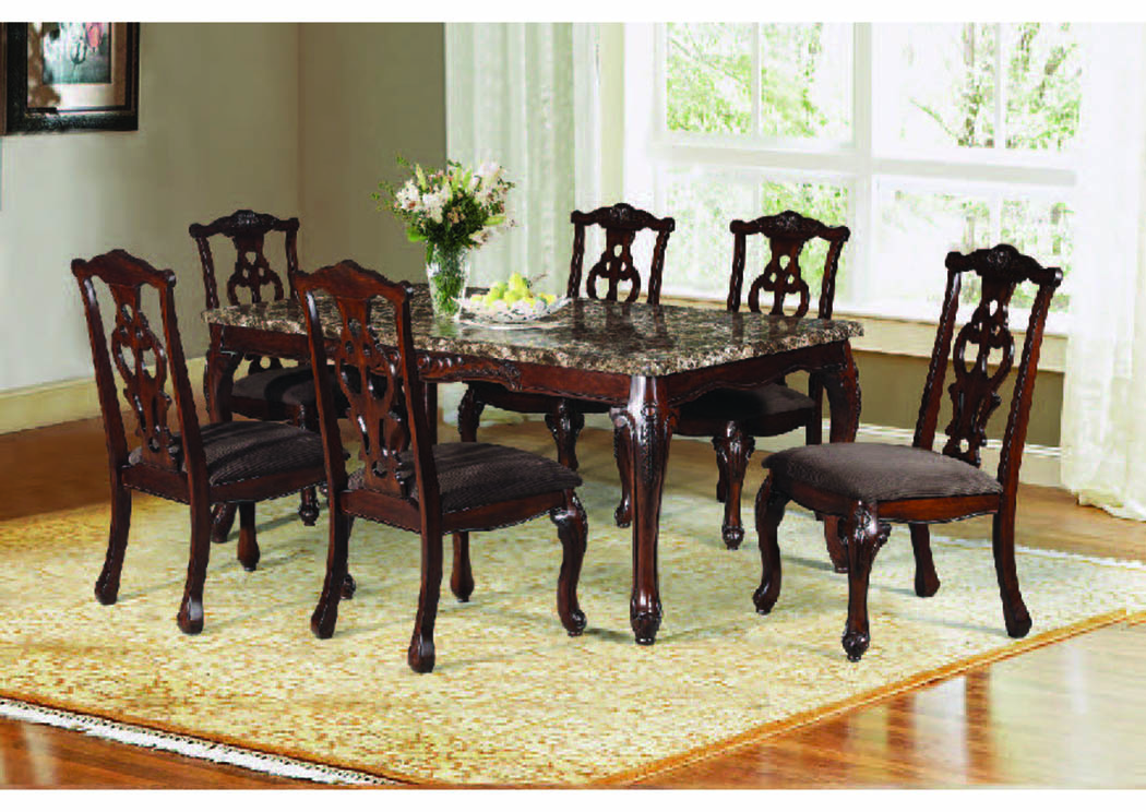 "Cordova 5Pc Dining Set (72"" x 42""),Mainline"