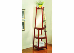 Image for Pyramid Tobacco Swivel Hall Tree