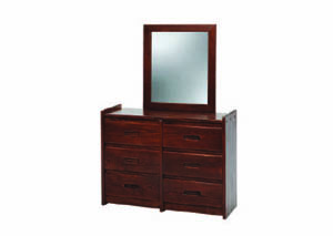 Image for Timberline Cherry Mirror