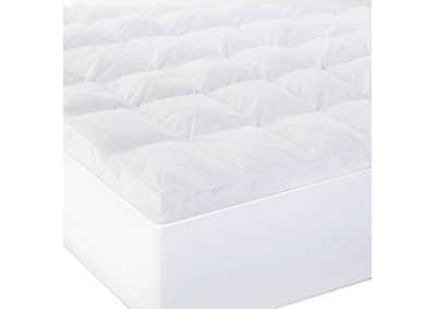 Image for 3 Inch Down Alternative Mattress Topper Queen
