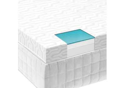 Image for 2.5 Inch Liquid Gel Mattress Topper King