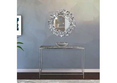 Image for Butterfly Silver Mirror