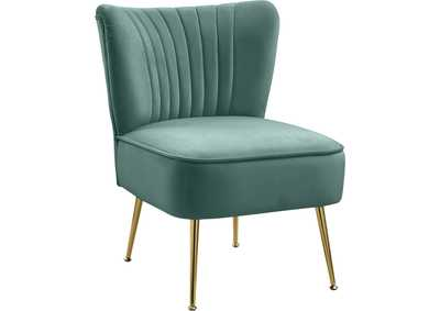 Image for Tess Mint Velvet Accent Chair