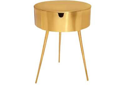 Image for Bali Gold Night Stand