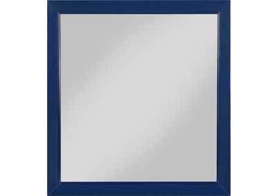Image for Marisol Navy Mirror