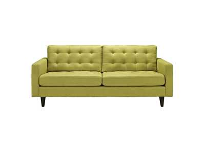 Image for Empress Wheatgrass Upholstered Fabric Sofa