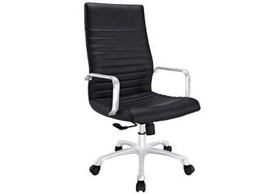 Image for Finesse Black Highback Office Chair