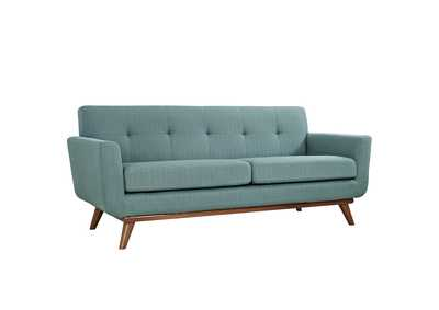 Image for Engage Laguna Upholstered Fabric Loveseat