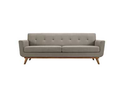 Image for Engage Granite Upholstered Fabric Sofa