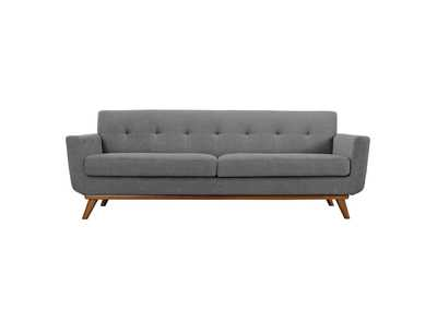 Image for Engage Expectation Gray Upholstered Fabric Sofa