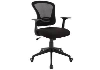 Image for Poise Black Office Chair