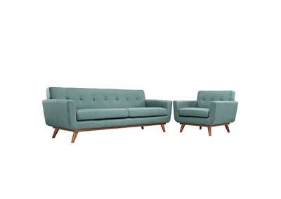Image for Engage Laguna Armchair and Sofa [Set of 2]