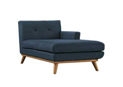 Image for Engage Azure Blue Right-Facing Chaise