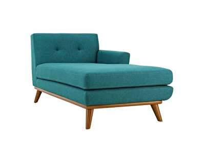 Image for Engage Teal Right-Facing Chaise