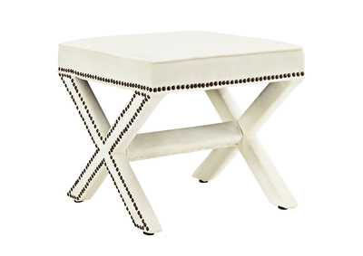 Image for Rivet Ivory Bench