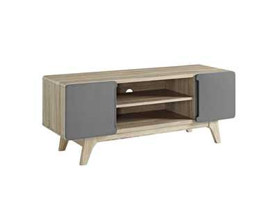 "Image for Tread Natural Gray 47"" TV Stand"