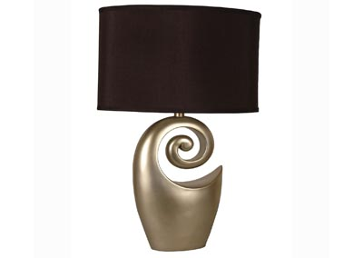 Image for L109 Cocoa Brown Lamp (Set Of 2)