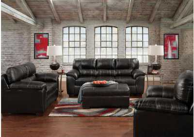 Image for U115 Licorice Sofa