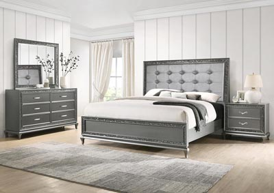 Image for Park Imperial Pewter Twin Bed