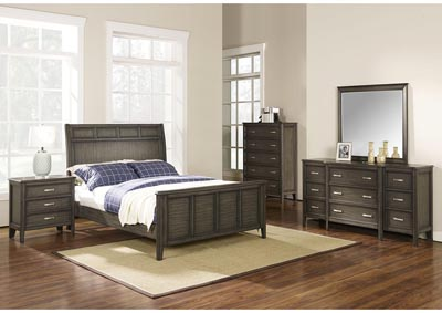 Image for Richfield Smoke Twin Bed