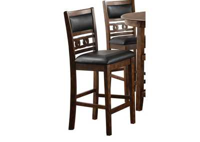 Image for Gia Brown Counter Chairs (2/Ctn)